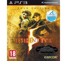 Resident Evil 5 GOLD - Move Edition (PS3) - 5055060926680