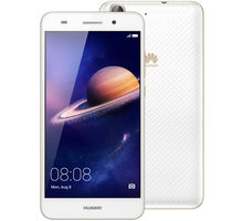 Huawei Y6 II, Dual Sim, bílá - SP-Y6IIDSWOM + Zdarma SIM karta Relax Mobil s kreditem 250 Kč