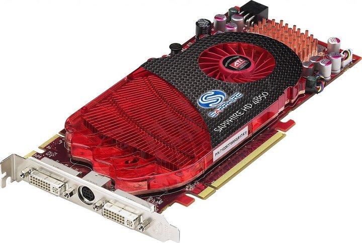 Sapphire HD 4850 512MB, PCI-E