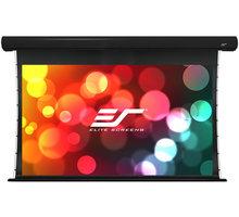 """Elite Screens plátno elektrické motorové 135"""" (343 cm)/ 16:9/168,1 x 299 cm/hliníkový case černý - SKT135UHW-E6"""