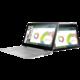 HP Spectre Pro x360 G1, stříbrná