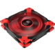 AeroCool Dead Silence Red Edition, 120 mm