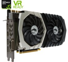 MSI GeForce GTX 1070 Quick Silver 8G OC, 8GB GDDR5