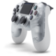 Sony PS4 DualShock 4 v2, průhledný bílý