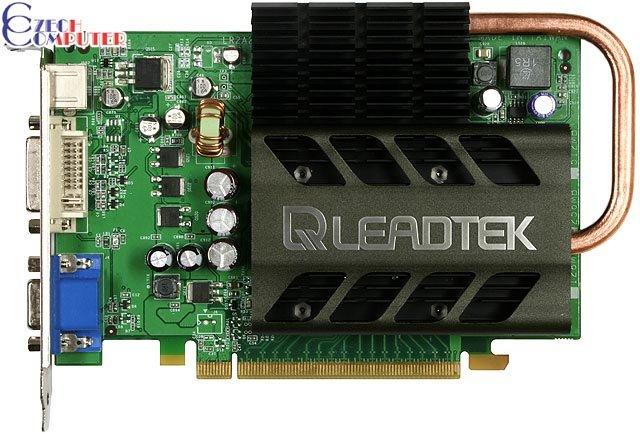 Leadtek Winfast PX7600 GS TDH Classic Edition 256MB, PCI-E