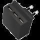 USBEPower HIDE MINI Hub charger 3USB Stand, černá