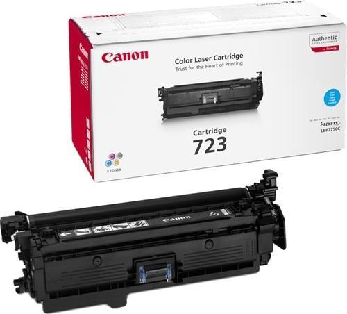 Canon CRG-723, azurový