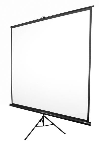 """Elite Screens plátno mobilní trojnožka 136"""" 243,8 x 243,8 cm"""