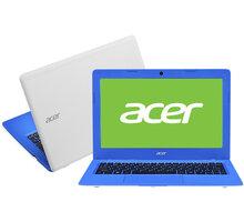 Acer Aspire One Cloudbook 11 (AO1-131-C216), bílo-modrá - NX.SHNEC.001