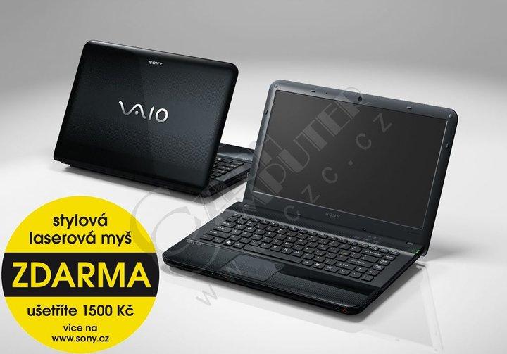 Sony VAIO EA (VPCEA1S1E/B)