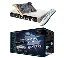 Creative Labs X-Fi Elite Pro 64MB X-RAM