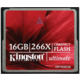 Kingston CompactFlash Ultimate 266x 16GB