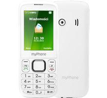myPhone 6300, bílá - TELMY6300WH