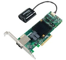 ADAPTEC RAID 8885Q Single SAS/SATA 16 portů (8x int., 8x ext.), x8 PCIe - 2277100-R