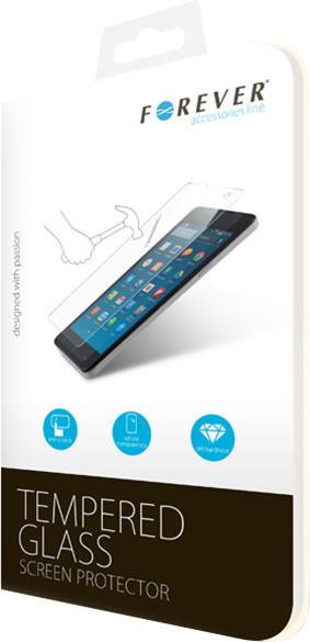 Forever tvrzené sklo 2,5D na displej pro Apple iPhone 5s, bílá