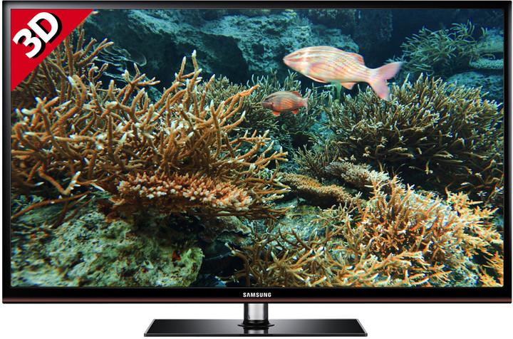 """Samsung PS43E490 - 3D Plazma TV 43"""""""