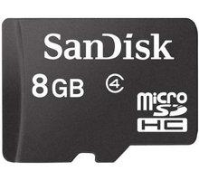 SanDisk Micro SDHC 8GB Class 4 - SDSDQM-008G-B35