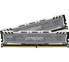 Crucial Ballistix Sport LT 16GB (2x8GB) DDR4 2400 CL 16 - BLS2C8G4D240FSB