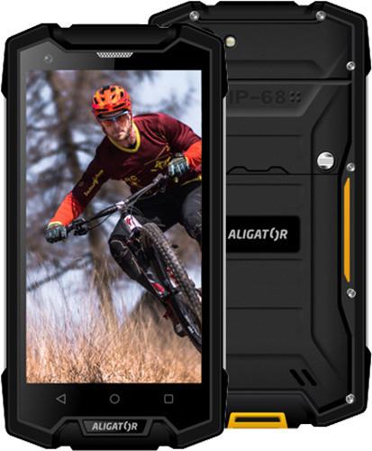Aligator RX510 eXtremo, černá