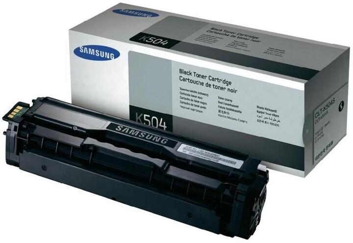 Samsung CLT-K504S, černý