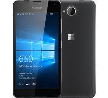 Microsoft Lumia 650 Dual SIM, černá - A00027043
