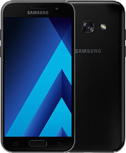 Samsung Galaxy A3 2017, černá