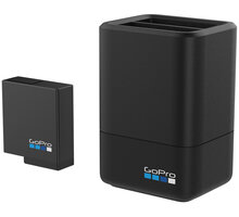 GoPro Dual Battery Charger + Battery (HERO5 Black) - AADBD-001