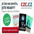 S knihou celou dovolenou. Za vaše nákupy na CZC.cz vás odměníme četbou zdarma