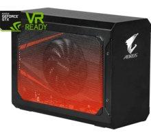 GIGABYTE GeForce AORUS GTX 1070 Gaming Box, 8GB GDDR5 - GV-N1070IXEB-8GD