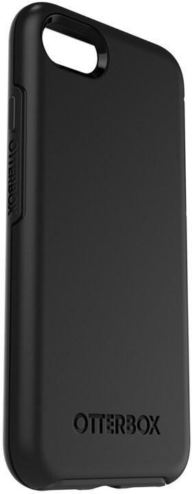 Otterbox plastové ochranné pouzdro pro iPhone 7 - černé