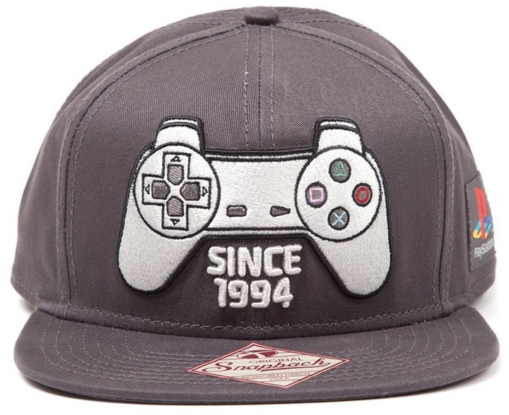 PlayStation Ovladač - kšiltovka