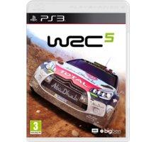 WRC 5 - PS3 - 3499550344714