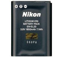 Nikon EN-EL23 dobíjecí baterie pro P600 - VFB11702