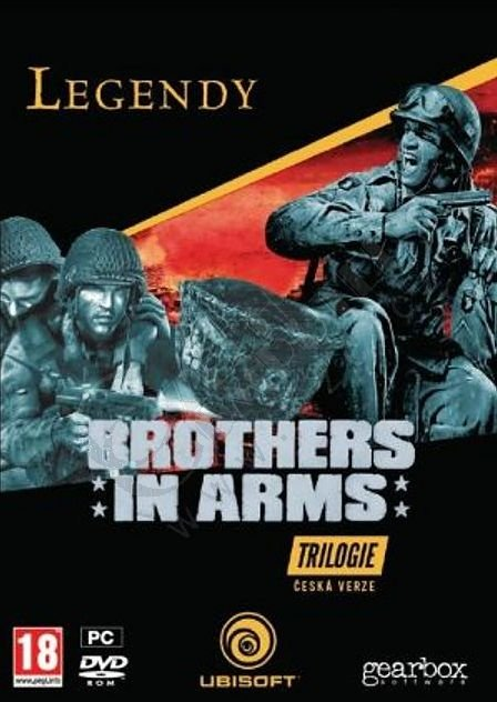 Brothers in Arms Trilogie