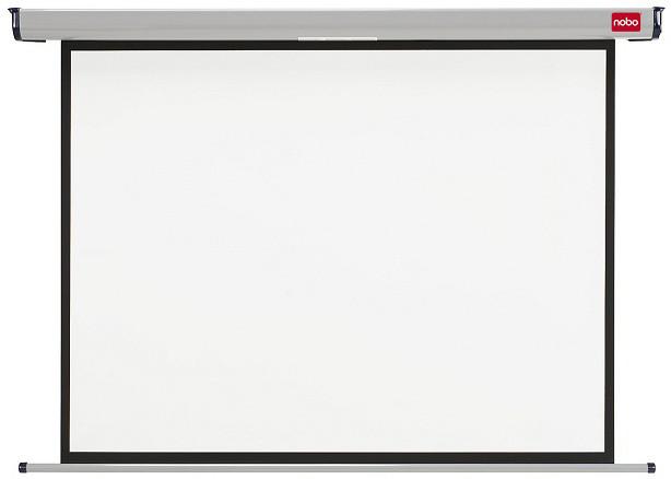 NOBO Elektrické projekční plátno, 240x180cm (4:3)