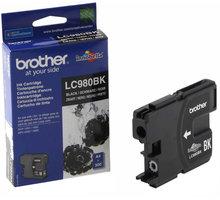 Brother LC-980BK, černá - LC980BK