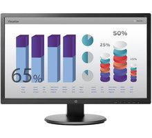 """HP V243 - LED monitor 24"""" - W3R46AA"""