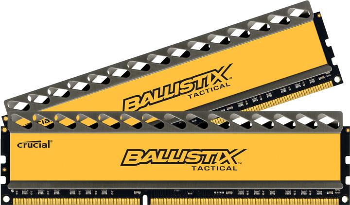 Crucial Ballistix Tactical 16GB (2x8GB) DDR3 1866