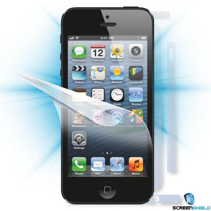 Screenshield fólie na celé tělo pro Apple iPhone 5/SE