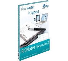 IRIS ruční skener Notes Executive 2 - tužka - 457489