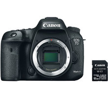 Canon EOS 7D Mark II Body + WiFi adapter W-E1 - 9128B162