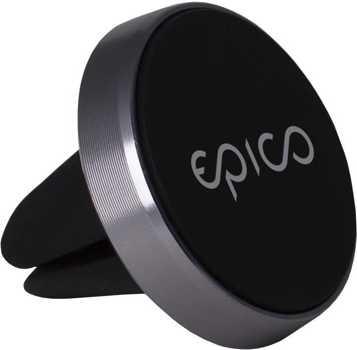 EPICO magnetický držák do větrací mřížky - space grey