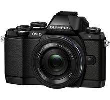 Olympus E-M10 + 14-42 mm EZ, černá - V207023BE000