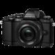 Olympus E-M10 + 14-42 mm EZ, černá