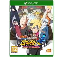 Naruto Shippuden: Ultimate Ninja Storm 4 - Road To Boruto (Xbox ONE) - 3391891991353
