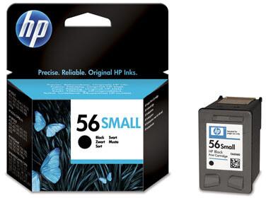 HP C6656GE, č. 56, černá, malá