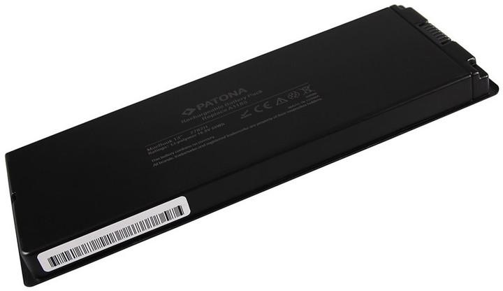"Patona baterie pro ntb APPLE MacBook 13"" A1181 5000mAh 10,8V Black"