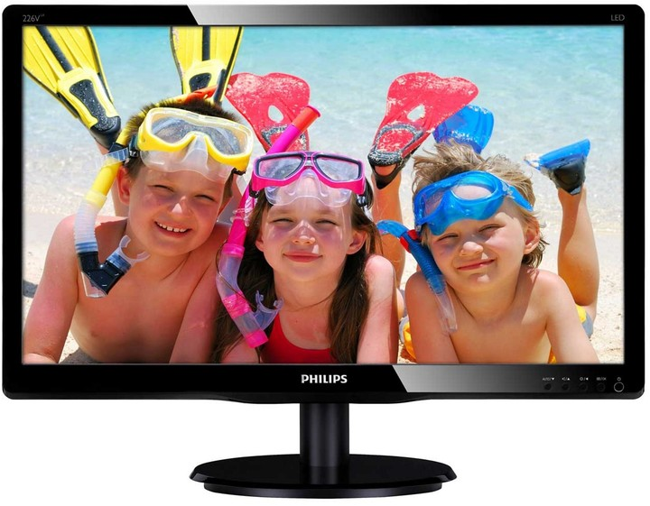 Philips 226V4LAB - LED monitor 22""