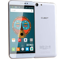 CUBOT Note S - 16GB, bílá - PH2483