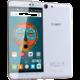 CUBOT Note S - 16GB, bílá  + Zdarma CulCharge MicroUSB kabel - přívěsek (v ceně 249,-)